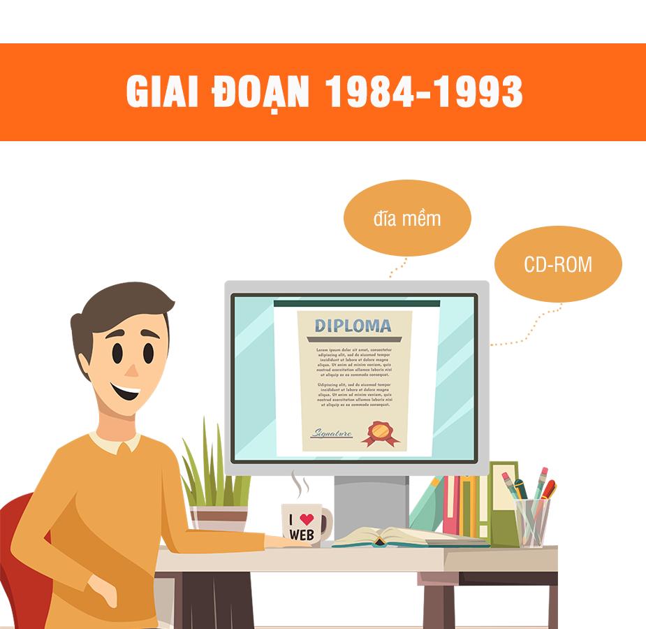 Giai đoạn 1984-1993