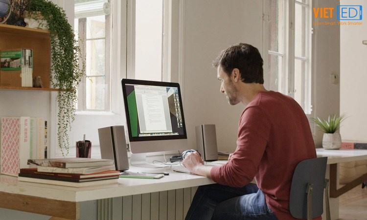 Làm việc tại nhà không còn là vấn đề lạ lẫm với các doanh nghiệp