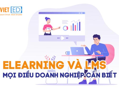 E-learning và LMS: mọi điều doanh nghiệp cần biết