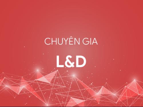 01 Chuyên gia L&D